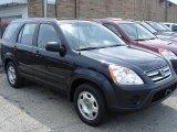 2006 Nighthawk Black Pearl Honda CR-V LX 4WD #34800178