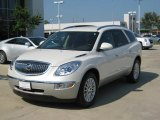 2011 White Diamond Tricoat Buick Enclave CXL #34800185