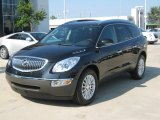 2011 Carbon Black Metallic Buick Enclave CX #34800186