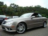 2009 Mercedes-Benz CLK 550 Cabriolet