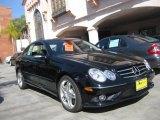 2009 Mercedes-Benz CLK 550 Coupe