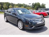 2010 Atlantis Green Metallic Ford Fusion SEL #34851356