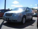 2010 Clearwater Blue Pearl Chrysler Town & Country Touring #34851670