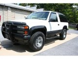 1995 Chevrolet Tahoe Sport 4x4 Data, Info and Specs