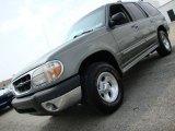 2001 Spruce Green Metallic Ford Explorer XLT 4x4 #34850935