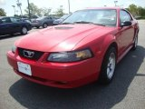 1999 Rio Red Ford Mustang GT Coupe #34851204