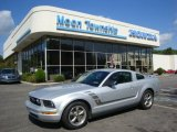 2006 Satin Silver Metallic Ford Mustang V6 Premium Coupe #34851217