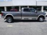 2010 Mineral Gray Metallic Dodge Ram 3500 Laramie Crew Cab 4x4 Dually #34851227