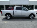 2011 Bright Silver Metallic Dodge Ram 1500 Big Horn Crew Cab #34851231