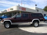 2004 Deep Molten Red Pearl Dodge Dakota SLT Quad Cab 4x4 #34851506