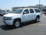 2011 Summit White Chevrolet Suburban LT 4x4 #34851535