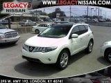 2010 Glacier White Pearl Nissan Murano LE AWD #34850992