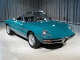 Alfa Romeo 1750 Spider Veloce Data, Info and Specs