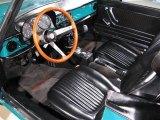 Alfa Romeo 1750 Spider Veloce Interiors