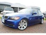 2007 Montego Blue Metallic BMW 3 Series 335i Sedan #34851544