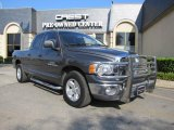 2002 Graphite Metallic Dodge Ram 1500 ST Quad Cab #34851567
