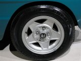Alfa Romeo 1750 Spider Veloce Wheels and Tires
