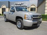 2009 Silver Birch Metallic Chevrolet Silverado 1500 LS Regular Cab #34851570