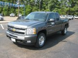 2011 Taupe Gray Metallic Chevrolet Silverado 1500 LT Extended Cab 4x4 #34851893