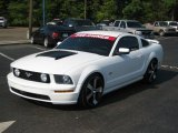 2005 Performance White Ford Mustang GT Premium Coupe #34851895