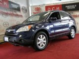 2007 Royal Blue Pearl Honda CR-V EX-L 4WD #34851940