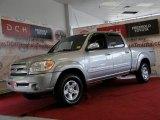 2005 Silver Sky Metallic Toyota Tundra SR5 Double Cab 4x4 #34851945
