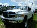 2004 Bright White Dodge Ram 1500 SLT Regular Cab 4x4 #34851119