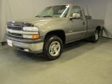 1999 Chevrolet Silverado 1500 Medium Charcoal Gray Metallic