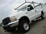 2004 Oxford White Ford F250 Super Duty XL Regular Cab 4x4 #34923430