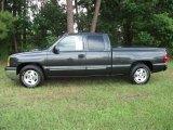 2005 Dark Gray Metallic Chevrolet Silverado 1500 LT Extended Cab #34923968