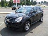 2010 Black Chevrolet Equinox LT #34924280
