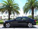 2009 Black Sapphire Metallic BMW 3 Series 335i Sedan #34923487