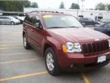 2008 Red Rock Crystal Pearl Jeep Grand Cherokee Laredo 4x4 #34924041