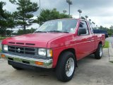 Nissan Hardbody Truck 1990 Data, Info and Specs