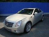 2009 Gold Mist Cadillac CTS 4 AWD Sedan #34924408