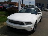 2011 Performance White Ford Mustang GT/CS California Special Convertible #34923611