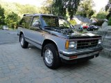 Chevrolet Blazer 1989 Data, Info and Specs