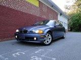 2000 Steel Blue Metallic BMW 3 Series 323i Coupe #34923616