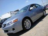 2008 Glacier Blue Metallic Acura TSX Sedan #34994289