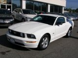 2007 Performance White Ford Mustang GT Premium Coupe #34994528