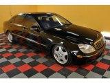 2000 Mercedes-Benz S 500 Sedan