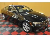 2007 Black Sapphire Metallic BMW 3 Series 328i Coupe #34994834