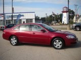 2006 Sport Red Metallic Chevrolet Impala LS #34995114