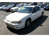 2003 White Chevrolet Monte Carlo LS #34994577