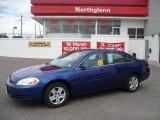 2006 Laser Blue Metallic Chevrolet Impala LT #34994400