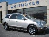 2008 Platinum Metallic Buick Enclave CXL AWD #34994885
