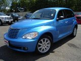 2008 Surf Blue Pearl Chrysler PT Cruiser Touring #34994433