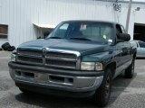 2001 Forest Green Pearl Dodge Ram 1500 SLT Club Cab #34994445