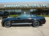 2007 Black Ford Mustang Shelby GT Coupe #34994686
