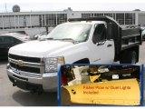 2007 Chevrolet Silverado 3500HD Regular Cab Chassis 4x4 Dump Truck Data, Info and Specs